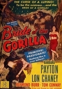 Watch Bride of the Gorilla
