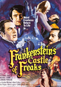 Watch Frankenstein's Castle of Freaks