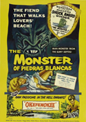 Watch The Monster of Piedras Blancas