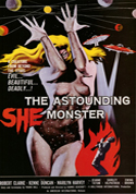 Watch The Astounding She-Monster
