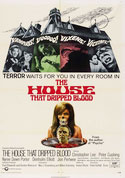 Vampire The House That Dripped Blood