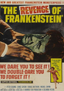 Watch The Revenge of Frankenstein